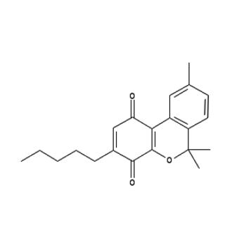 HU-345 - Image: HU 345 molecular structure
