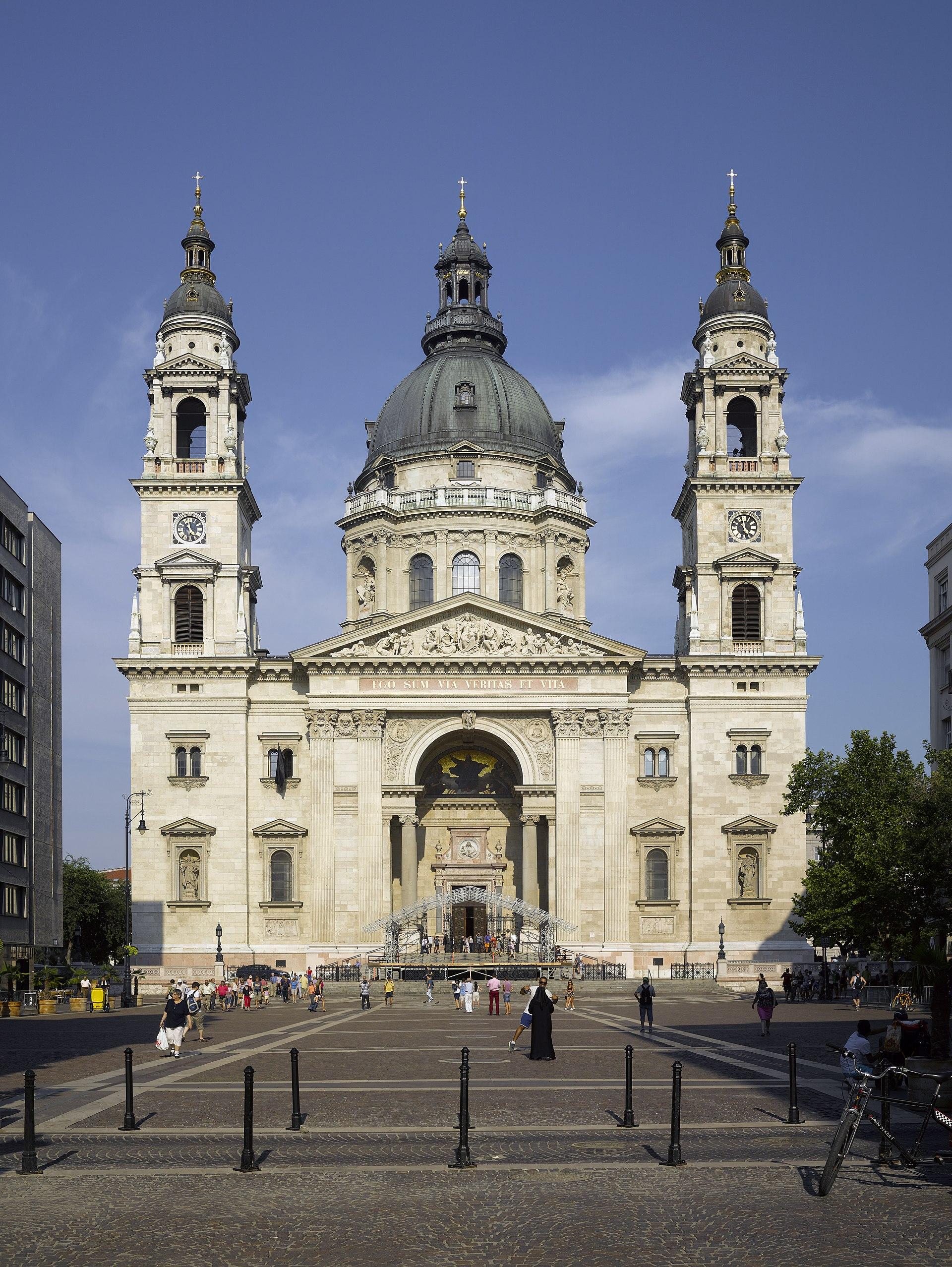 St Stephen S Basilica Wikipedia