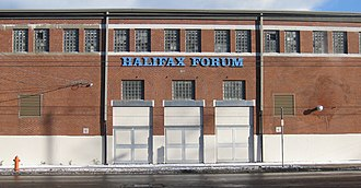 Halifax Forum - Image: Halifax NS Forum 1