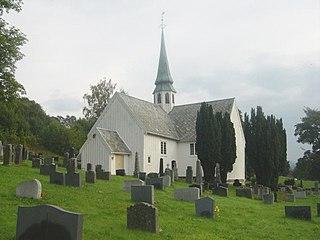 Halsa Church Church in Trøndelag, Norway