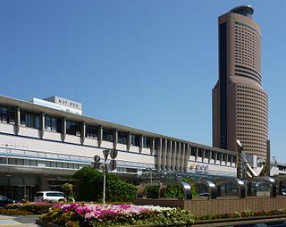 Hamamatsu Station railway station in Hamamatsu, Shizuoka Prefecture, Japan