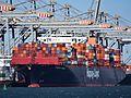 Hamburg Express (ship, 2012) at Port of Rotterdam.JPG