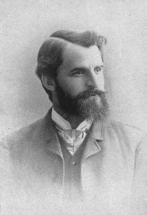 Hamlin Garland - Image: Hamlin Garland 1891