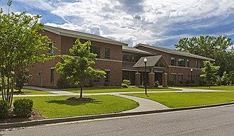 Hammond School (South Carolina) - Image: Hammond School (Columbia, SC)