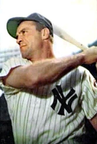 Hank Bauer - Bauer in 1953