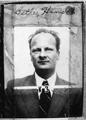 Hans Bethe ID badge.png