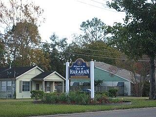 Harahan, Louisiana City