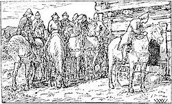 Haraldsonnene-Kong Sigurd-W. Wetlesen.jpg