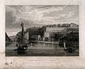 Harbour view of the hot wells, Bristol and part of Clifton. Wellcome V0012268.jpg