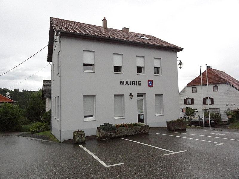Harreberg (Moselle) mairie