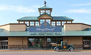 Harry & David - Image: Harryanddavidmedford store