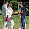 Hatfield Heath CC v. Netteswell CC on Hatfield Heath village green, Essex, England 38.jpg