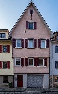 Haus 13 in der Jakobsgasse in Tübingen 2019.jpg