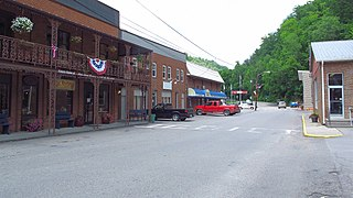 Haysi, Virginia Town in Virginia, United States