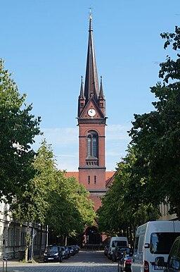 Heilig-Kreuz-Kirche, Leipzig