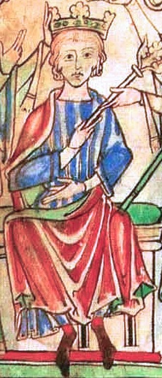 Henry II of England - Henry's eldest son, the Young Henry
