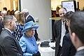 Her Majesty The Queen visit to 2 Marsham Street (22777236089).jpg