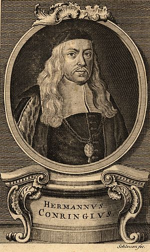 Hermann Conring - Hermann Conring