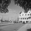 Het Penha-gebouw op Heerenstraat 1 in Willemstad op Curaçao, Bestanddeelnr 252-7158.jpg
