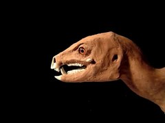 File:Heterodontosaurus tucki reconstruction timelapse.ogv