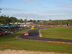 Hidden Valley, Northern Territory - Hidden Valley Raceway