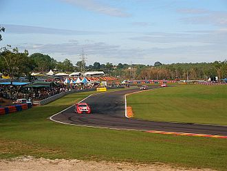 Sport in the Northern Territory - Hidden Valley Raceway