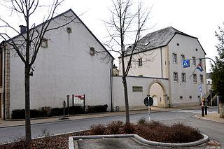Commune in Mersch, Luxembourg