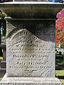 Hill (Margaret 2), Lebanon Church Cemetery, 2015-10-23, 01.jpg