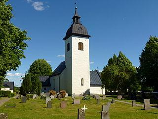 Hilleshög Church church building in Ekerö Municipality, Stockholm County, Sweden