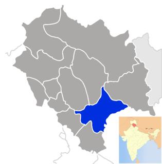 Shimla district District in Himachal Pradesh, India