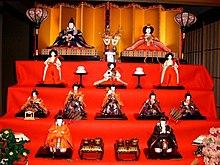 Hinamatsuri - Simple English Wikipedia, the free encyclopedia