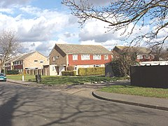 Hither Moor Road, Stanwell Moor - geograph.org.uk - 131647.jpg