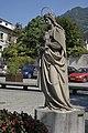 Hl. Barbara am Pfundplatz in Schwaz.JPG