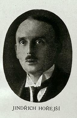 Hořejší Jindřich (1886-1941)