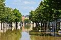 Hochwasser 2013 Pirna auf der Breiten Straße Pirna.jpg