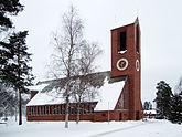 Fil:Hofors kyrka 01.jpg