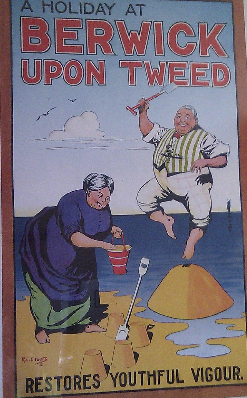Holiday at Berwick-upon-Tweed