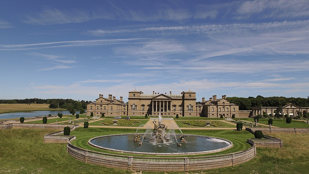Holkham-Hall-South-Facafe