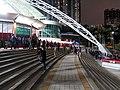Hong Kong Stadium Entrance stairs 201801.jpg