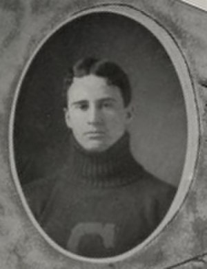 1902 College Football All-Southern Team - Hope Sadler.