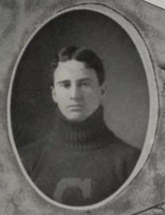 1902 College Football All-Southern Team - Hope Sadler.