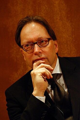 Horace Engdahl - Horace Engdahl in 2008