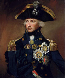 Horatio Lord Nelson