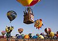 Hot air balloon festival 2011.jpg