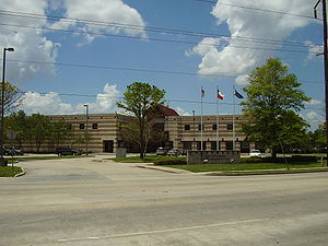 Acres Homes, Houston - North Police Station