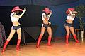 Houston Texans cheerleaders at Iwakuni 2.jpg