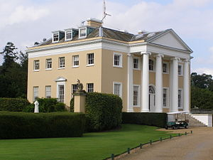 Grade II* listed buildings in City of Canterbury - Image: Howletts house