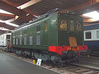 SNCF BB 1-80 class of 80 French electric locomotives