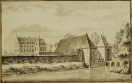 Dorth in 1726 door Abraham de Haen