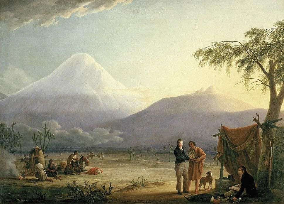 Humboldt-Bonpland Chimborazo